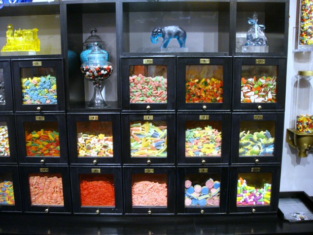 Cynthia Rowley candy | York Avenue blog