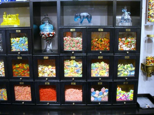 Cynthia Rowley candy | York Avenue blog