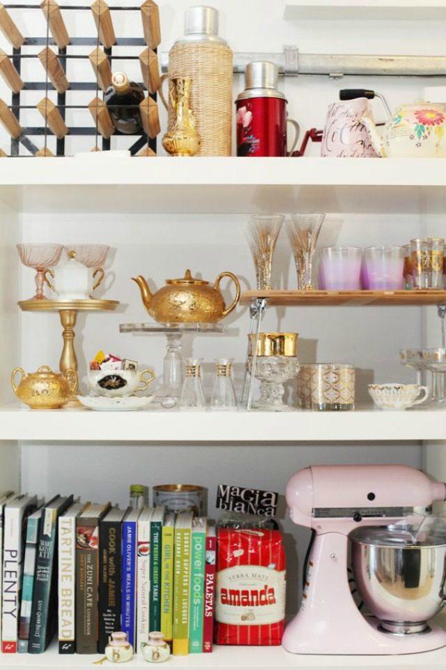 Amanda Dawbarn's kitchen featured on The Glitter Guide   York Avenue