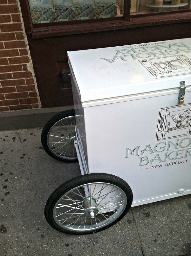Magnolia Bakery in the West Village | York Avenue