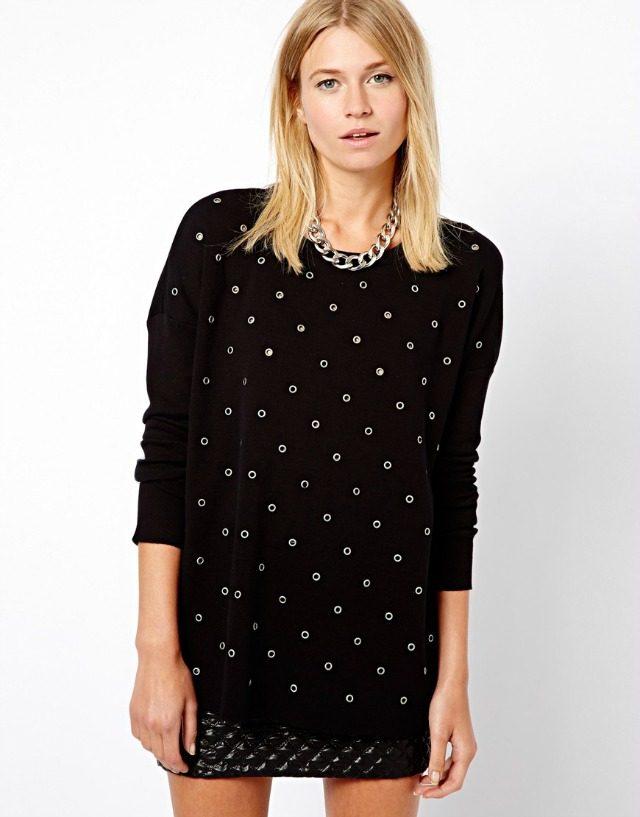 Mango sweater | York Avenue