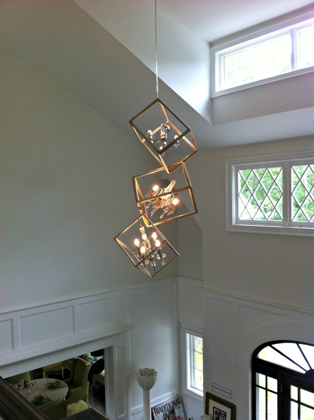 Hampton Designer Showhouse light fixture | York Avenue