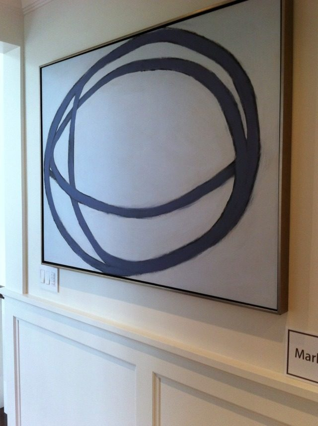 Art at the Hampton Designer Showhouse 2013 | York Avenue