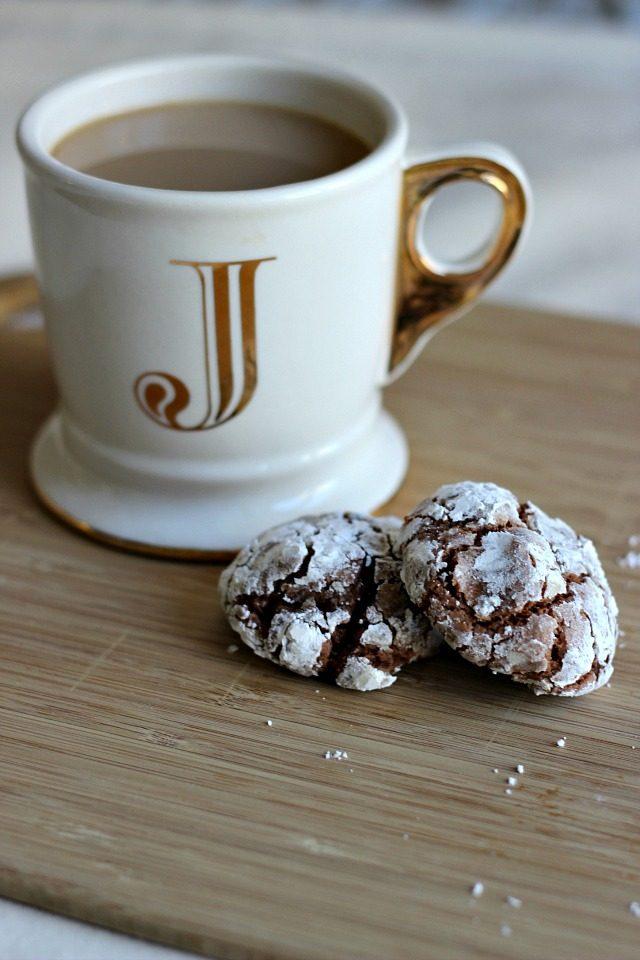 Nutella Crackle Cookies | York Avenue