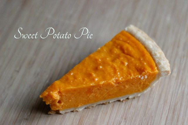 Sweet potato pie recipe | York Avenue