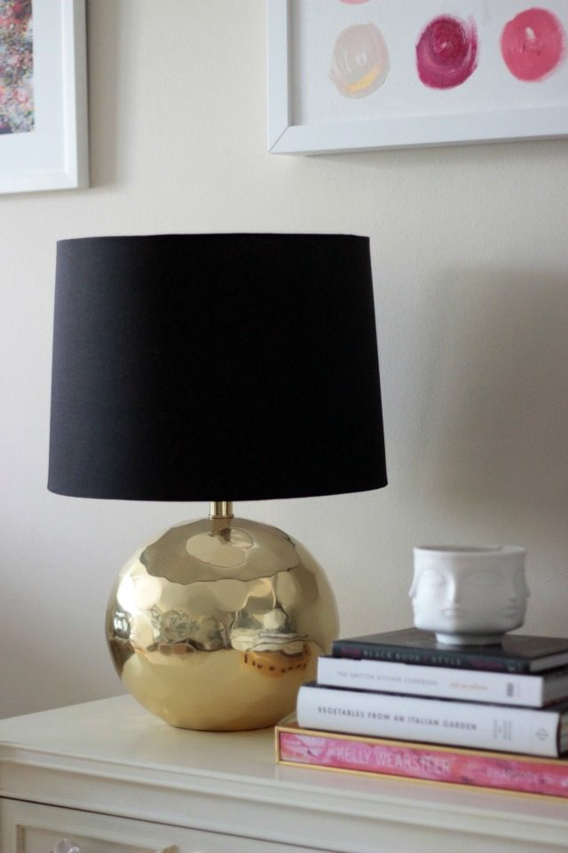 For Those Of You Who Are Fans My Nate Berkus Hsn Lamp Which Is Sadly No Longer Available Or Just Anyone Looking A Gorgeous Gold Their