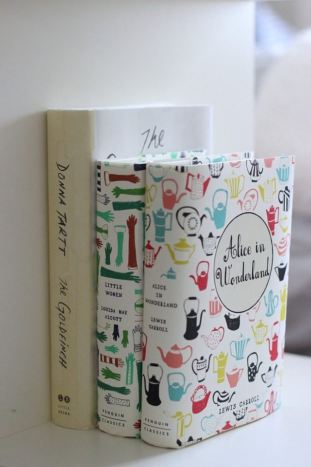 Mr Boddington's Puffin and Penguin Classics featured by top US interior design blog, York Avenue