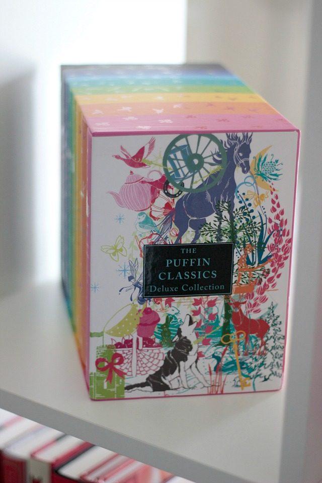 Mr Boddington's Puffin and Penguin Classics featured by top US interior design blog, York Avenue