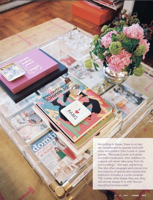 elizabeth bauer's colorful studio apartment - york avenue
