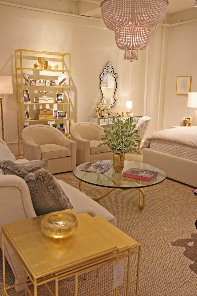 Captivating Aerin Lauder At The New York Design Center: Part II