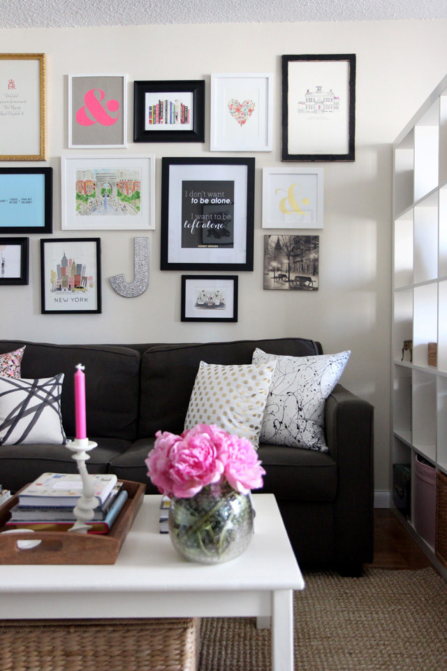 How to Pick Art for Your Home, 11 tips featured by top interior design blog, York Avenue