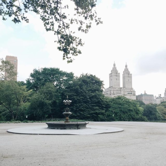 Empty centralparknyc  more on the blog today Link inhellip