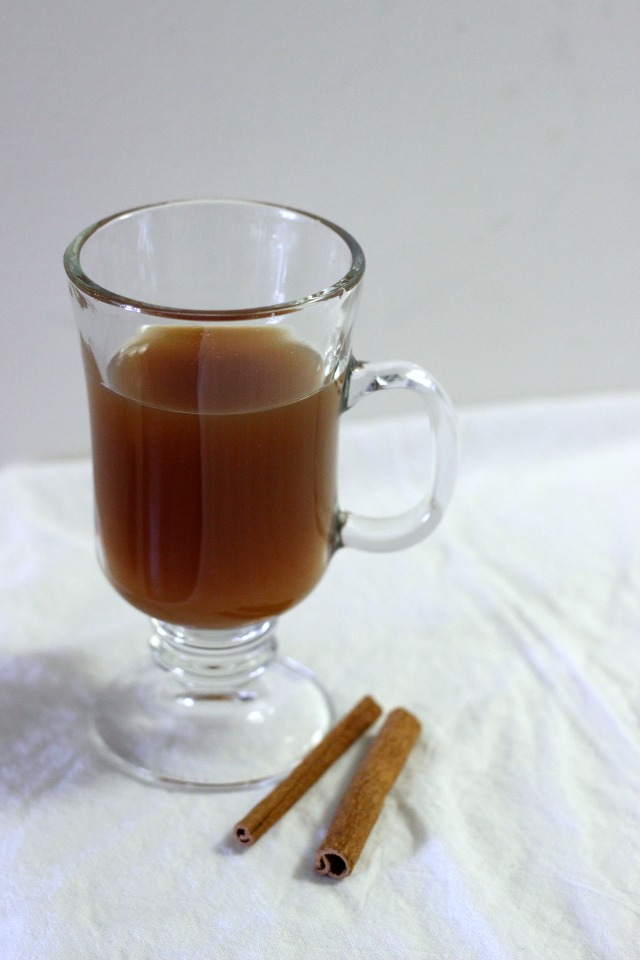 Mulled Apple Cider - York Avenue