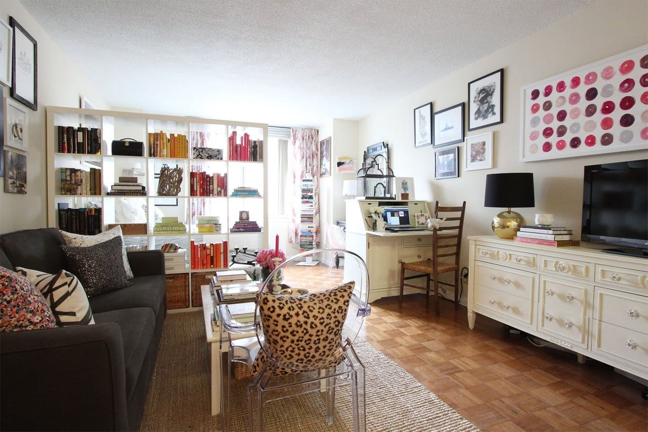 My Home Tour on Apartment Therapy - York Avenue