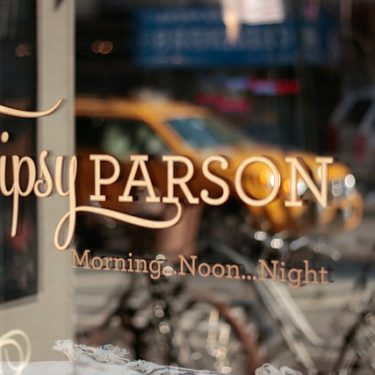 An Afternoon At Tipsy Parson