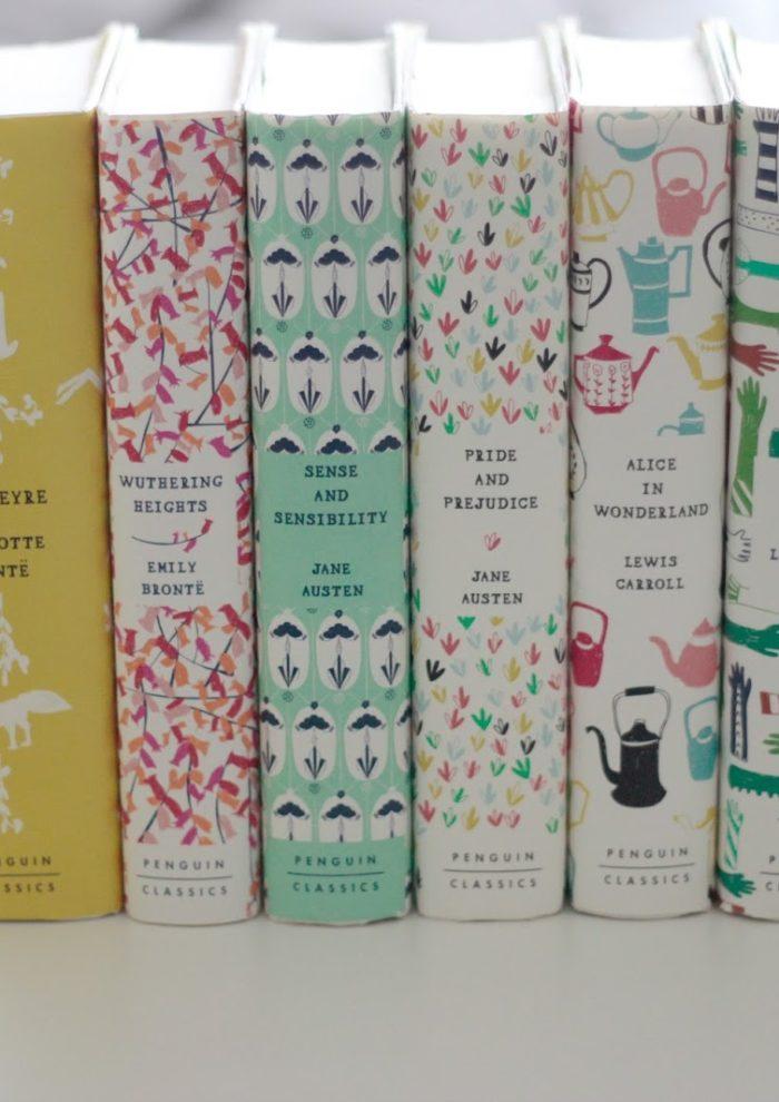 Mr Boddington's Puffin and Penguin Classics