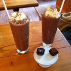 L.A Burdick Chocolate Cafe