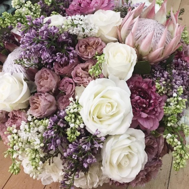More beautiful florals from the dreamy bfloralnyc Winter Wonderland eventhellip