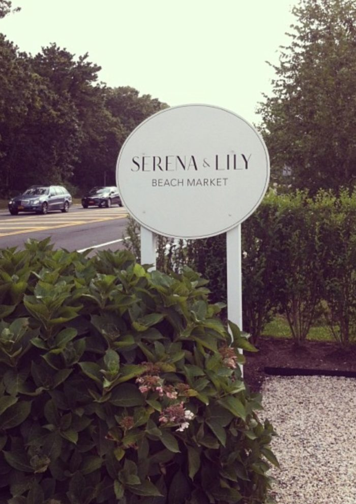 Serena and Lily Beach Market
