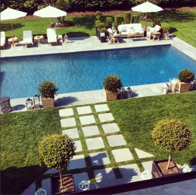 Hampton designer showhouse 2014 york avenue for Pool design hamptons