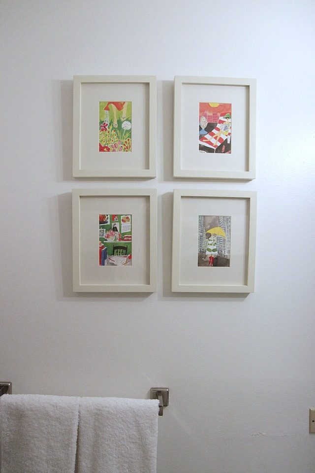 A Gallery Grid Two Framing Tips York Avenue