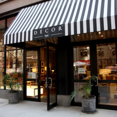 Decor NYC: A Consignment Shop for Interiors