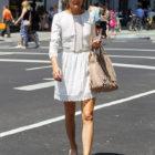 Dress it Down: Olivia Palermo