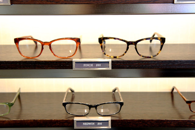 Glasses Frames Upper East Side : Warby Parker Upper East Side: Part II - York Avenue