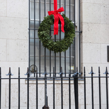 Photo Essays: Christmas on the Upper East Side