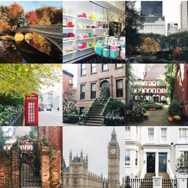 bestnine2016 Its all London and New York My two favoritehellip