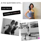 A Few Questions With…fitBallet Founder Julie Walsh
