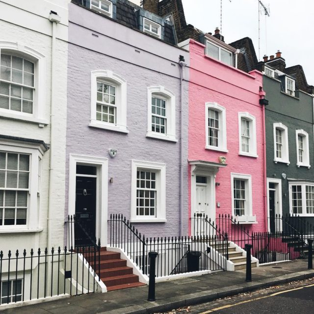 Aaaand now my life is complete london pinkhouse bestthingever