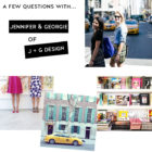 A Few Questions With…J+G Design