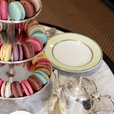 NYC Guide: Ladurée Soho