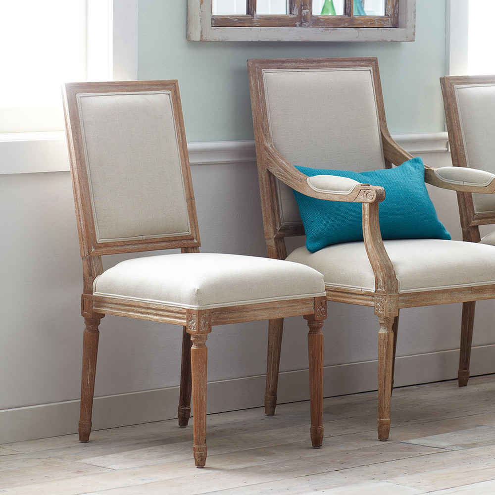 also available in aqua kind of a nice positano look french blue and lavender but really who would want a lavender dining chair anyone - Best Dining Chairs