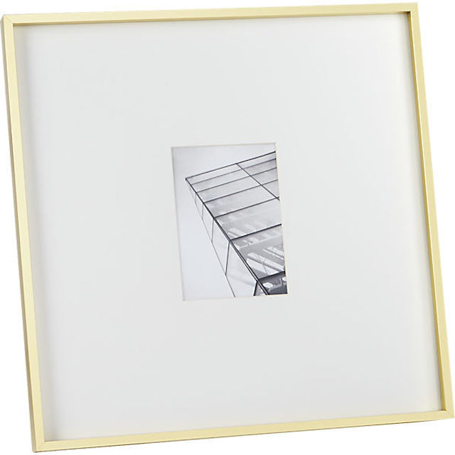 | Affordable Oversized Mat Frames for your Home featured by top US interior design blog, York Avenue