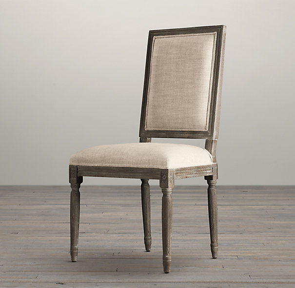 Hereu0027s Restoration Hardwareu0027s Version Of The Chair. It Is Available In Five  Different Wood Finishes And There Are So Many Options For The Fabric, ...
