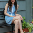 Outfit: Late Summer Dress
