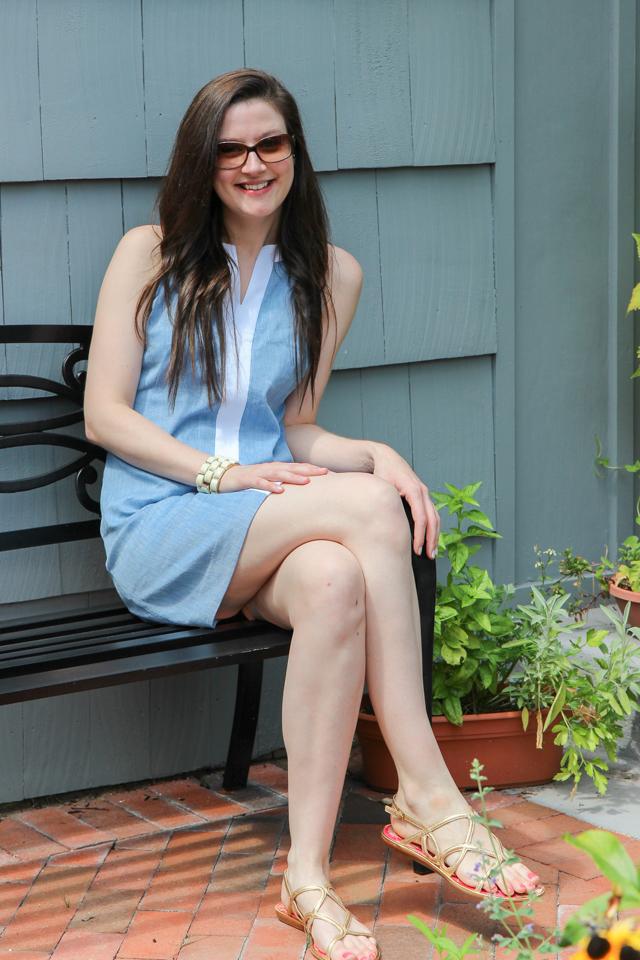 blue dress-8427