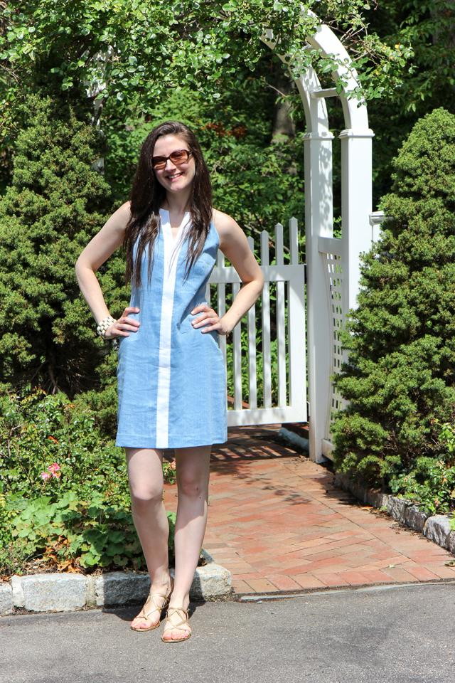 blue dress-8431