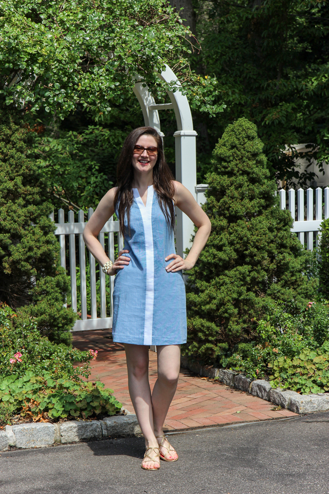 blue dress-8435