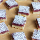 Blueberry Lemonade Squares