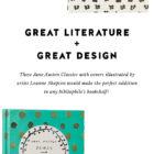 Leanne Shapton for Jane Austen Classics