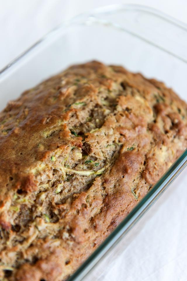 olive oil zucchini bread-8896