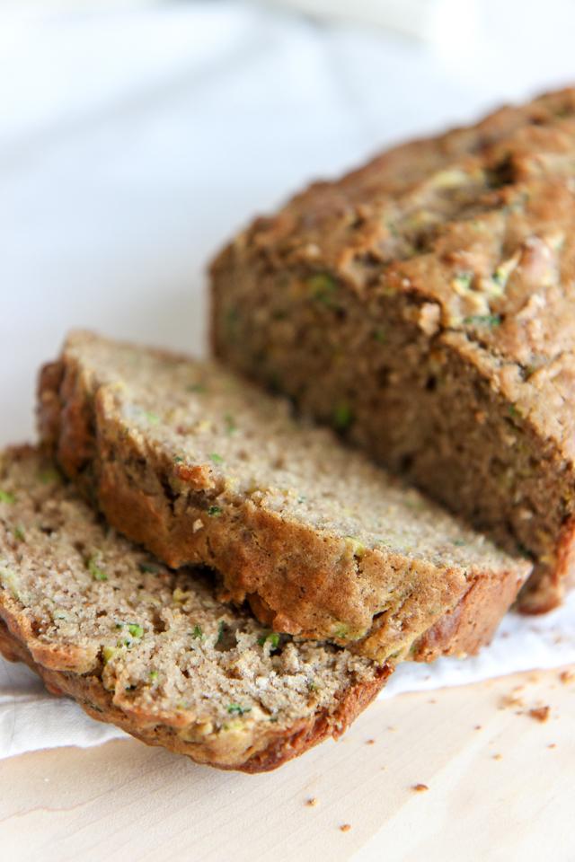 olive oil zucchini bread-8913