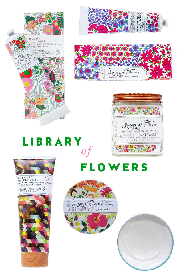 library-of-flowers