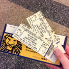 NYC Guide: The Lion King on Broadway + A Giveaway!