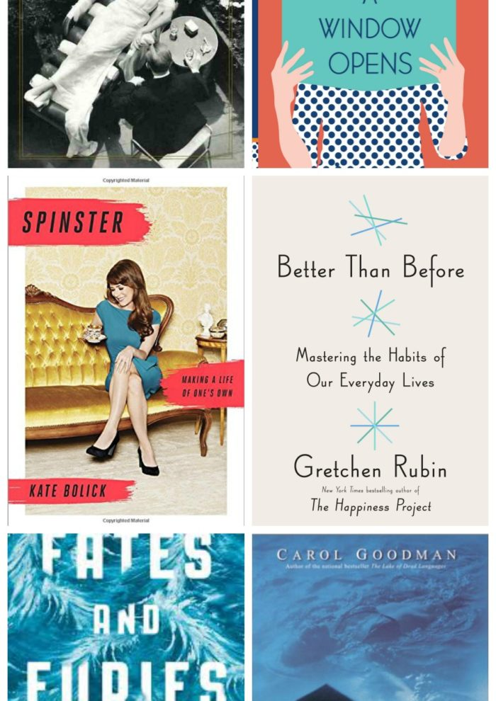 Book Reviews: September + October