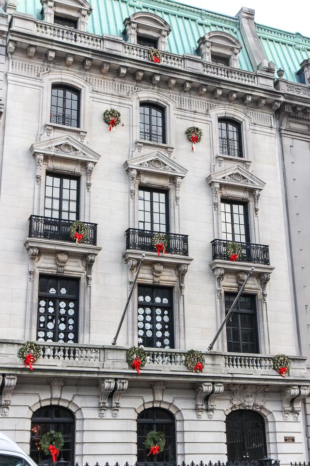 christmas upper east side-