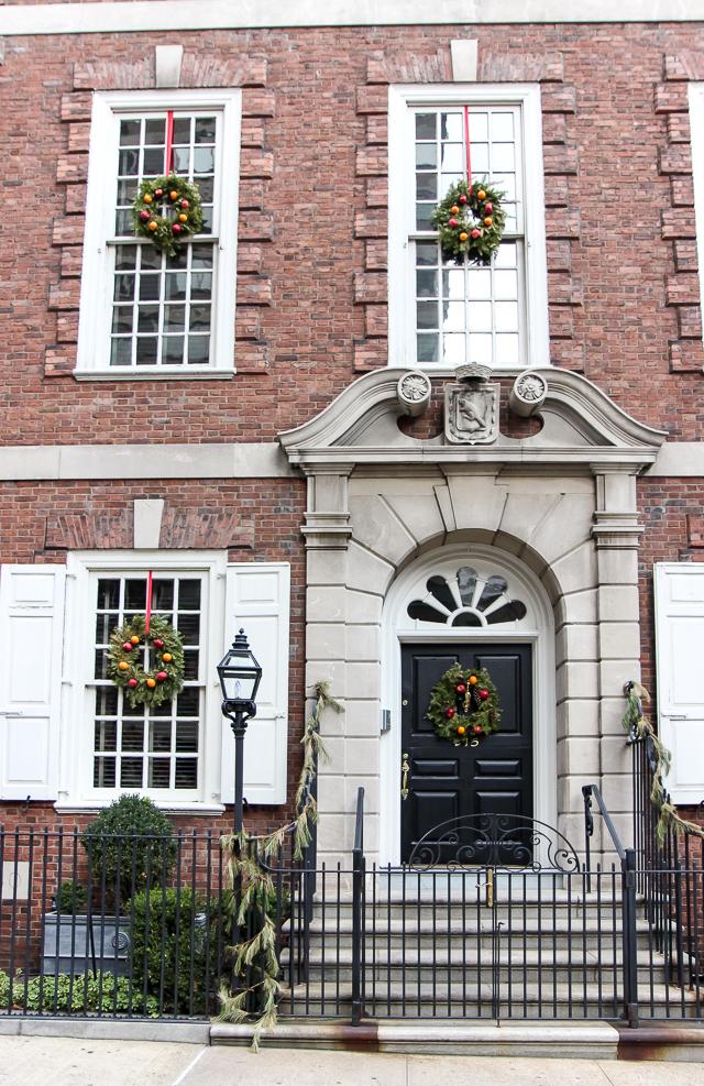christmas upper east side marymount